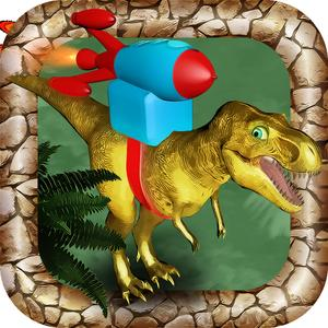 play Flip Flap Dino - A Cool Tap Game To Challange The Retro Pixel Saur