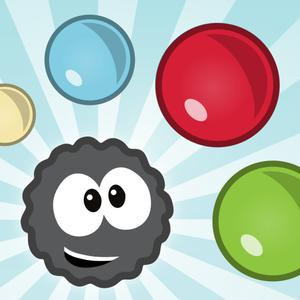 play Floaty Pop - A Physics-Based Bubble Shooter