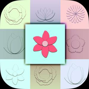 play Flower Carpet - Harmonic Puzzle