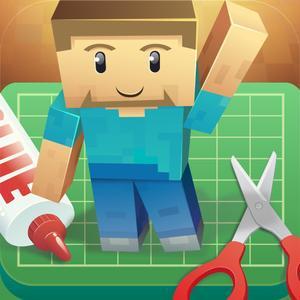 play Minecraft Papercraft Studio