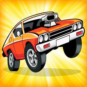 play Mini Machines: Crazy Car Racing