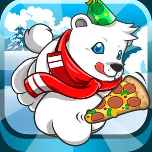 play Polar Bear Pizza Party - Free Frozen Arctic Pizza Adventure