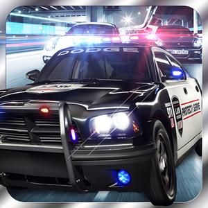 play Police Car Chase-Hot Pursuit To Stop Getaway Of Criminals