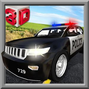 play Police Car Driver Simulator 3D - Drive Cops Car To Chase And Arrest Thief