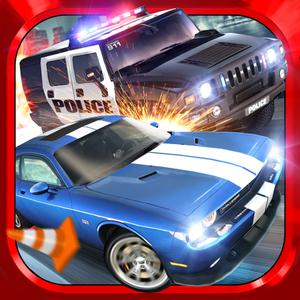 play Police Chase Traffic Race Real Crime Fighting Road Racing Game