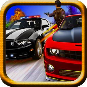 play Police Rampage 3D (Car Racing & Shooting Game)