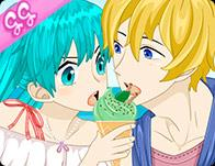 play Ice Cream Lovers
