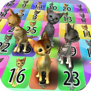 play Touch The Cat'S Numbers