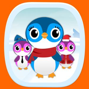 play Touch The Penguin: Spend Your Holiday With Christmas Animal