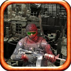 play Town Invasion: Critical Strike Commando Action