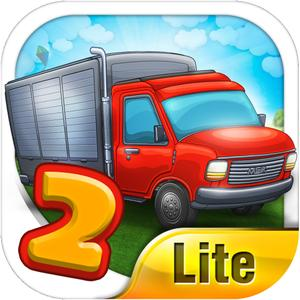 play Toy Store Delivery Truck 2 Lite - For Iphone