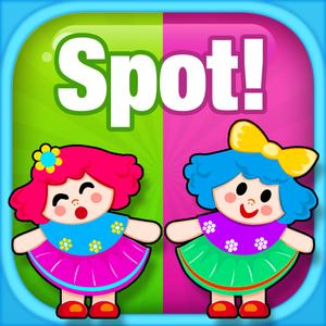 play Toy Stories Adventure: Spot Difference Game