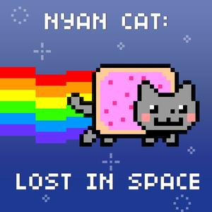 play 8Bit Nyan Cat: Lost In Space