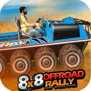 play 8X8 Offroad Rally