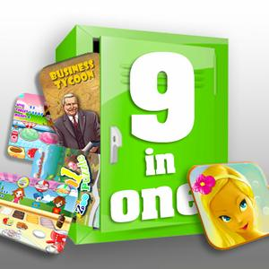 play 9-In-1 X'Mas Gift Set
