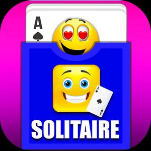 A Awesome Emoji Solitaire - Card