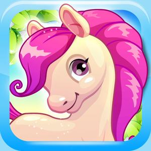 play ` Cute Pony Maker Salon Dress Up Fashion Equestria For Girls Free