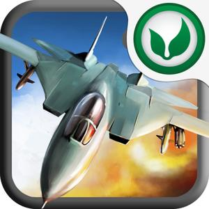 play Alpha Combat: Defend Your Country Fighter Jet Aerial War Game