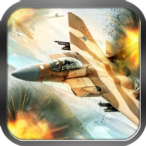 play Alpha Super Jet Fighter Hd