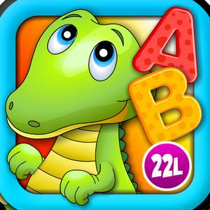 play Alphabet Aquarium School Adventure Vol 1: Teachme Letters - Animated Puzzle For Preschool And Kindergarten Explorers By