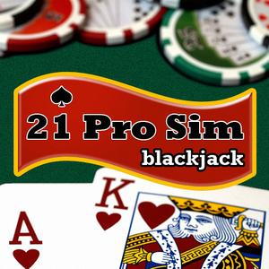 play Blackjack 21 Professional Simulator (21 Pro Sim) (Vegas Casino Fun)