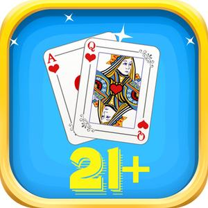 play Blackjack 21+ Casino-Style (Free Game)