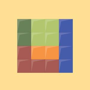 play Block Puzzle - Fill And Fit Blocks Into Center Square