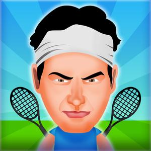 play Circular Tennis - 2, 3 & 4 Player – Cool Multiplayer