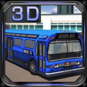 play City Airport 3D Bus Parking
