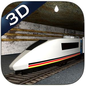 play City Bullet Train Subway Simulator