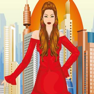 play City Girl Dress Up Game