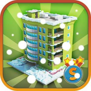 play City Island: Winter Edition - Builder Tycoon - Citybuilding Sim Game, From Village To Megapolis Paradise - Free Edition