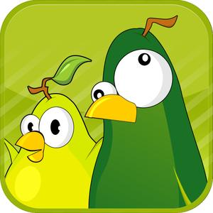 play Draw Fruit Birds World