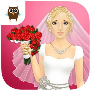 play Dream Wedding Day - Bride Beauty Makeover, Dress Up And Garden Party (No Ads)