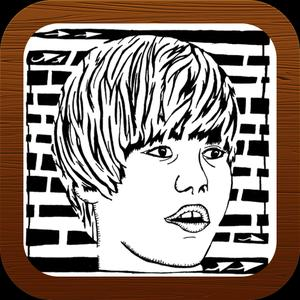 play Dress Up Justin Bieber Edition For Iphone