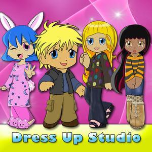 play Dress Up Studio