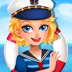 play Dress Up! Sailor Girls!