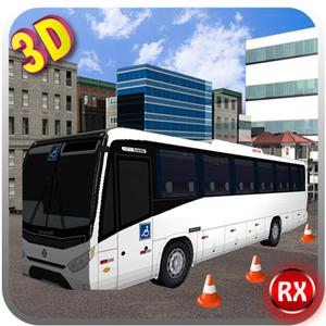 play Driving School - 3D Bus Simulator 2015