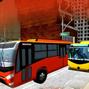 play Driving School - Bus Parking 3D