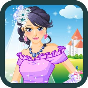 play Flying High Princess - Dress Up