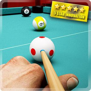 play Pool Simulator - Practice To Play Billiards Like A Pro! Real 8 Ball On A 2D + 3D Snooker Table With Realistic Virtual Ei