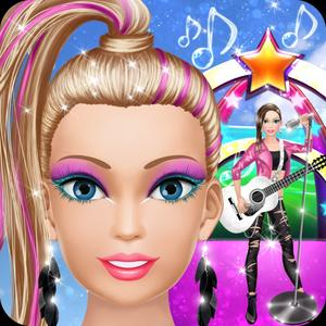 play Pop Star Salon: Spa, Makeup And Dress Up Singer Makeover - Girls