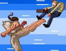 Mad Karate Man game