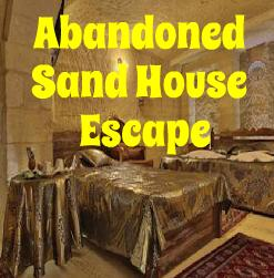 Abandoned sand house escape walkthrough adventure for Minimalistic house escape 5 walkthrough