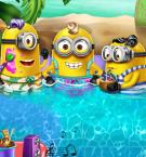 play Minions Pool Party