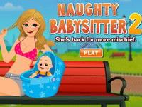 Naughty Babysitter 2 game