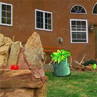 play Abandoned Sand House Escape