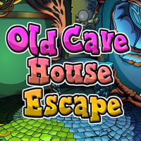 play Old Cave House Escape