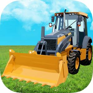 play Tractor Extreme Ride 3D