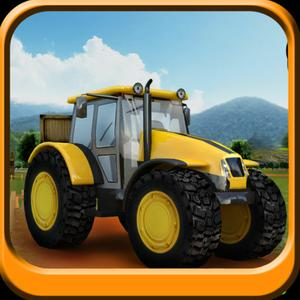 play Tractor Parking 3D Farm Driver